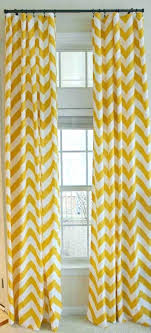 chevron ds gray and white chevron ds gray and yellow chevron window curtains black and white