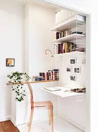 22 Space Saving Storage Ideas For Elegant Small Home Office DesignsSmall Home Office Storage Ideas