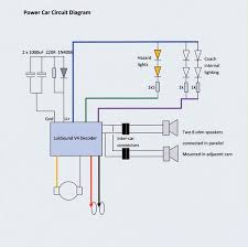 class 221 dcc conversion and lighting update Dcc Decoder Wiring Diagram the end cars dcc decoder circuit diagram
