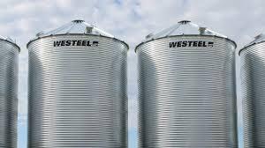 Westeel Unstiffened Grain Bins Agi