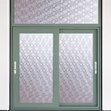 Selfadhesive Window Film Glass Films Frosted Etched Privacy
