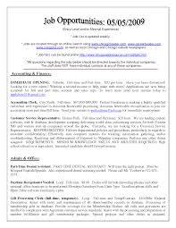 Entry Level Cna Resume Therpgmovie
