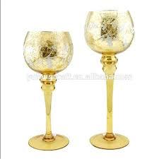 gold mercury glass votives whole