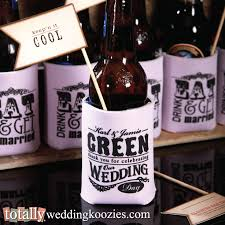 272 best can cooler inspiration images on pinterest wedding Wedding Wine Koozies totally customize your perfect wedding favor koozie as we offer over 800 artwork templates to customize, 6 different styles of koozies & 32 product colors wedding wine koozies