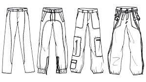 Pants Drawing Reference Pants Drawing Reference Golfclub
