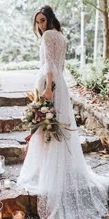 21 Most Wanted White <b>Elegant</b> Gowns | <b>Boho</b> wedding dress ...