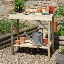 Potting Table Zest 4 Leisure Economy Potting Table Charlies Direct