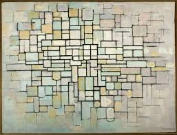 piet mondrian composition no ii composition in line and color 1913 oil on cm x 45 in kroeller mueller museum otterlo
