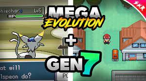 Pokemon Mega Evolution Gba Rom