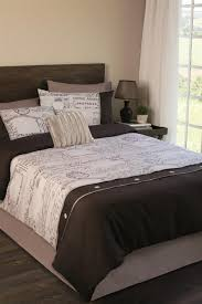 swap your light summer duvets for thicker inners and look for duvet covers in richer jewel like colours