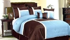 blue and brown duvet cover twin quilt blanket navy meaning bedroom baby delightful comforter difference striped