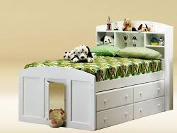 kids full size beds with storage. Beautiful Storage Kids Day Bed With Storage In Full Size Beds With I