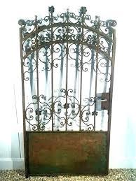 wrought iron gate home depot garden gates home depot garden gates home depot wrought iron gates wrought iron gate