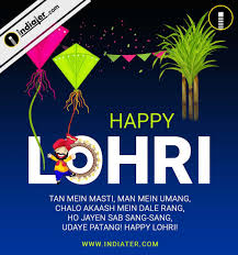 Banner PSD for Happy Lohri Festival ...