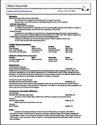 Brilliant Ideas of House Manager Resume Sample On Reference .