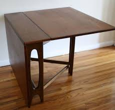 Space Saving Stoway Dining Room Table Door And Chairs Is Also Kind Of Chic  Ecellent Round ...