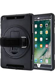 VZW Rugged <b>Strap Case</b> for iPad - Black | Verizon
