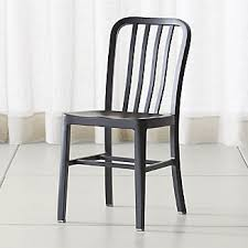 metal dining chairs. Contemporary Metal Delta Matte Black Dining Chair Intended Metal Chairs F