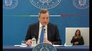 Roma - Conferenza stampa del Presidente Draghi e del Ministro Speranza  (16.04.21) - YouTube