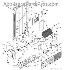 ge wr60x10220 condenser fan motor appliancepartspros com ge condenser fan motor wr60x10220 from appliancepartspros com · zoom · part diagram