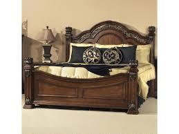 Liberty Bedroom Furniture Liberty Furniture Messina Estates King Poster Bed Zaks Fine