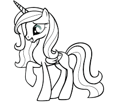 My Little Pony Coloring Pages Rainbow Dash Rainbow Dash Coloring My