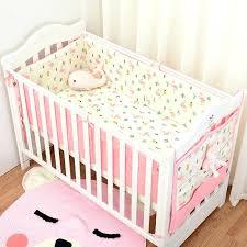 pink flamingo baby bedding nursery infant crib full size