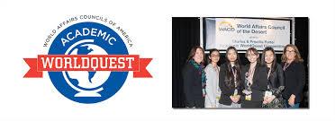 Palm Desert High School team wins Charles and Priscilla Porter Academic  WorldQuest competition   CSUSB News   CSUSB