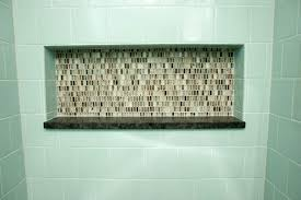 tile niches example of custom tile shower niche available from indoor city tile shower shelf install subway tile niches