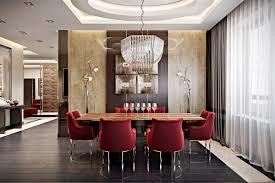 Bilder Von Dekorierten Speisesaal Tische Moderne Esszimmer