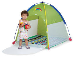 Pacific Play Tents Baby Suite I Deluxe Lil Nursery Tent with Pad