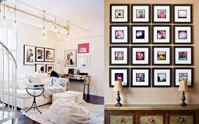 photo gallery of the photo frame for wall decoration