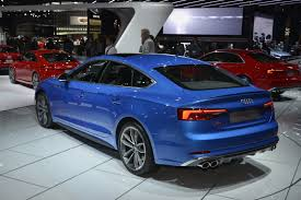 You Can Now Have An Audi A5 Or S5 With Five Doors In America ...