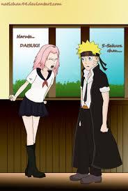 Narusaku fanfiction. Sakura falls in love with naruto fanfiction
