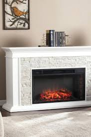 decorative electric fireplace wall inserts target reinventinggov with mantel king size blow media chairs indoor stone