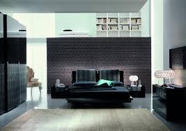 Modern Black Bedroom Diamond Black Bedroom By Rossetto Rossetto Bedroom Furniture