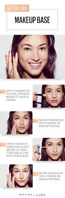 makeup tip always apply foundation first then concealer it makes your skin look
