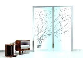 door privacy monumental glass cool sliding galleries window frosted vinyl graphics pri sliding glass door