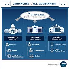 Executive Branch Flow Chart Branches Of The U S Government Usagov