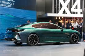 New BMW M8 Gran Coupe Previewed by Geneva Concept with Stunning ...
