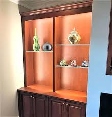 china cabinet lighting as well as exterior lighting we offer the ability to install cabinet lighting china cabinet lighting