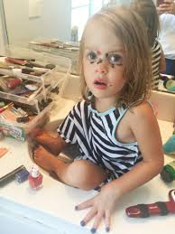 scrolling through facebook i saw a mom worried about her daughter who wanted to start wearing makeup wasn t she too young when should a young
