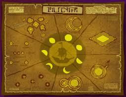 Triforce Charts The Wind Waker Walkthrough The Triforce Zelda Dungeon