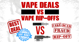 vape deals separating the good and the bad