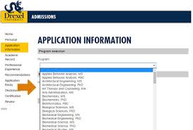 how to apply to the master of science in histotechnology program 8 then please complete the application information page the order of completion of the other tabs is not critical