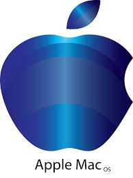 Blue Apple Mac Logo | Logo designs | Pinterest | Logos, Logo design ...
