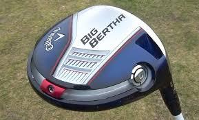 Callaway Big Bertha Driver Review Golfalot