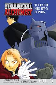 fullmetal alchemist the ties that bind novel book by makoto  cvr9781421514314 9781421514314 hr