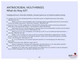 Essentials Of Mouthwash