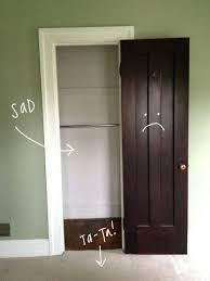 Small Closet Door Ideas For Modern Mats Opening Linen Doors Perfect